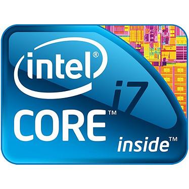 Intel Core i7-740QM (1.73 GHz) Processeur Quad Core Socket PGA988 DMI 2.5 GT/s Cache L3 6 Mo 0.045 micron