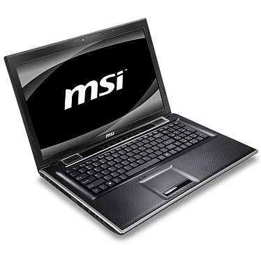 "MSI FX700-012 MSI FX700-012 - Intel Core i5-460M 4 Go 500 Go 17.3"" LCD NVIDIA GeForce GT 425M Graveur DVD Wi-Fi N/Bluetooth Webcam Windows 7 Premium 64 bits (garantie constructeur 2 ans)"