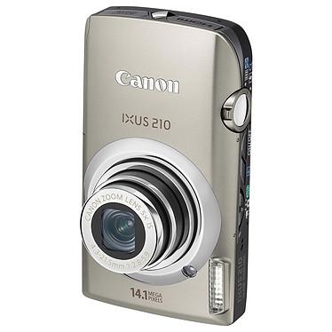 Acheter Canon IXUS 210 Argent + Etui DCC-1100