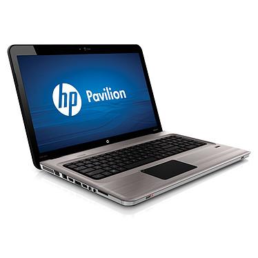 "HP Pavilion dv7-4180sf HP Pavilion dv7-4180sf - Intel Core i5-460M 4 Go 640 Go 17.3"" LED ATI Mobility Radeon HD 5650 Graveur DVD LightScribe Wi-Fi N/Bluetooth Webcam Windows 7 Premium 64 bits"