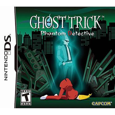 Ghost Trick (Nintedo DS) Ghost Trick : Détective Fantôme (Nintedo DS)