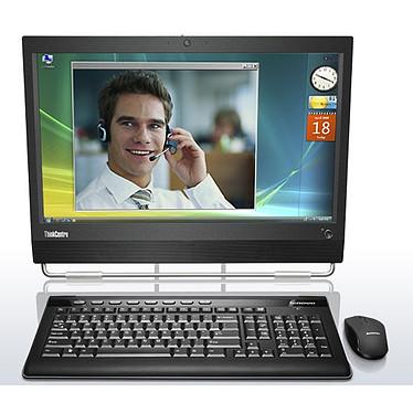 "Lenovo ThinkCentre M90z Lenovo ThinkCentre M90z Tout-en-un - Intel Core i5-650 2 Go 320 Go Graveur DVD LCD 23"" Wi-Fi N Webcam Windows 7 Professionnel 32 bits"