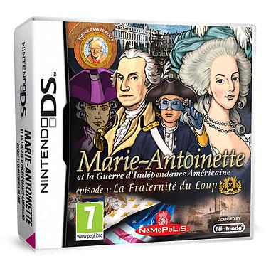 Marie-Antoinette et la guerre d'Indépendance américaine (Nintendo DS) Marie-Antoinette et la guerre d'Indépendance américaine - Episode 1 : La Fraternité du Loup (Nintendo DS)