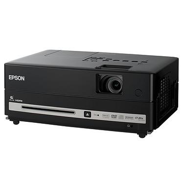 Epson EH-DM3 PROMO Epson EH-DM3 - Vidéoprojecteur LCD 940 x 540 2000 Lumens avec lecteur DVD/DivX et entrée HDMI (garantie constructeur 2 ans retour atelier)
