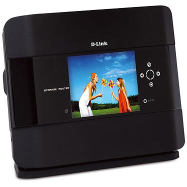 D-Link DIR-685 D-Link DIR-685 - Routeur Wireless N Serveur NAS de stockage (500 Go)