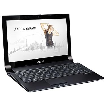 """ASUS N53JQ-SZ156V ASUS N53JQ-SZ156V - Intel Core i7-740QM 6 Go 640 Go 15.6"""" LED NVIDIA GeForce GT 425M Combo Lecteur Blu-ray/Graveur DVD Wi-Fi N/Bluetooth Webcam Windows 7 Premium 64 bits (garantie constructeur 2 ans)"""