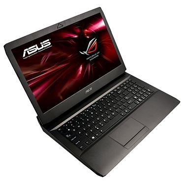 """ASUS G53JW-SX158V ASUS G53JW-SX158V - Intel Core i5-460M 4 Go 750 Go 15.6"""" LED NVIDIA GeForce GTX 460M Graveur DVD Wi-Fi N/Bluetooth Webcam Windows 7 Premium 64 bits (garantie constructeur 2 ans)"""