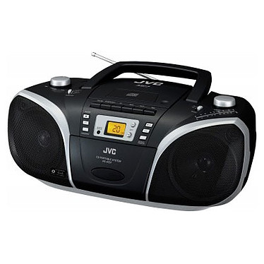 JVC RC-EZ57 Radio Cassette CD MP3/WMA avec port USB