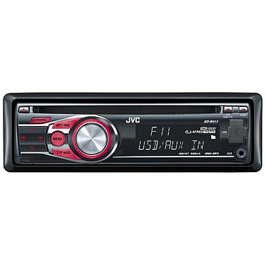 JVC KD-R411 JVC KD-R411 - Autoradio CD/MP3 avec port USB et entrée auxiliaire (4x 50W)