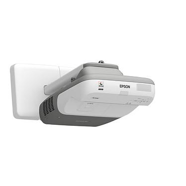 Epson EB-450Wi Epson EB-450Wi - Vidéoprojecteur LCD WXGA 2500 Lumens à focal ultra-courte (garantie constructeur 3 ans retour atelier/lampe 1 an)