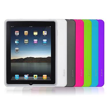 LUXA2 PA2 Rose Coque en silicone pour iPad