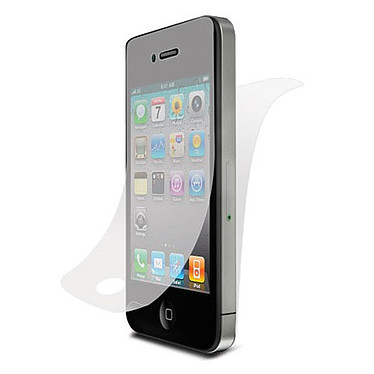 LUXA2 HC2 Film haute protection face et dos pour iPhone 4