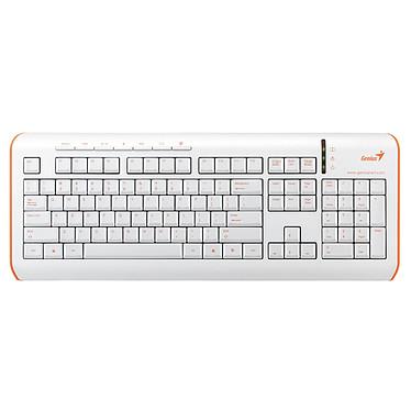 Avis Genius SlimStar S325 Blanc / Orange