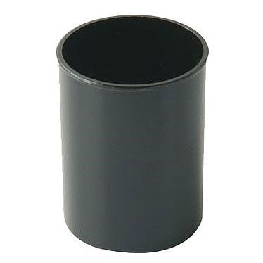 Pot à crayons noir Pot à crayons noir