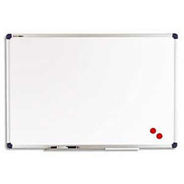 Planorga tableau blanc emaillé magnétique 90 x 180 cm
