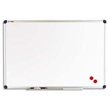Planorga tableau blanc emaillé magnétique 100 x 150 cm