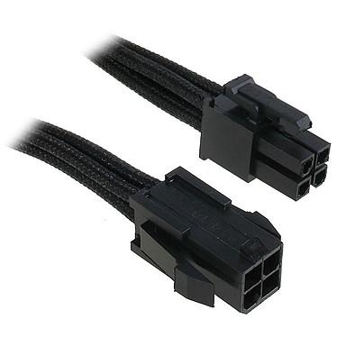 Avis BitFenix Alchemy Black - Extension d'alimentation gainée - ATX12V 4 pins - 45 cm
