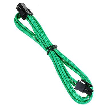 BitFenix Alchemy Green - Extension d'alimentation gainée - ATX12V 4 pins - 45 cm (coloris vert)