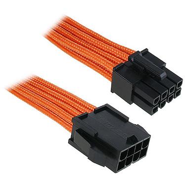 Avis BitFenix Alchemy Orange - Extension d'alimentation gainée - EPS12V 8 pins - 45 cm