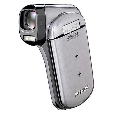 Sanyo Xacti VPC-CG21 Gris Sanyo Xacti VPC-CG21 Gris - Caméscope Full HD Carte mémoire