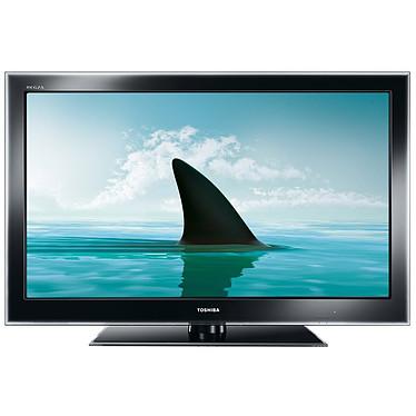 """Toshiba 40VL733F Téléviseur LED Full HD 40"""" (102 cm) 16/9 - 1920 x 1080 pixels - Tuner TNT HD - 100 Hz - DLNA Wi-Fi - HDTV 1080p"""