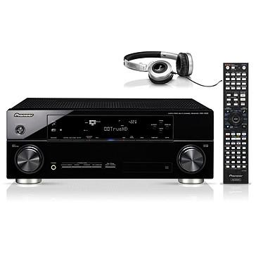 Pioneer VSX-1020-K + AKG K430 Pioneer VSX-1020-K Noir + AKG K430 - Ampli-tuner Home Cinema 7.1 3D Ready avec HDMI 1.4 et Décodeurs HD + Casque Hi-Fi nomade