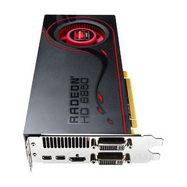 AMD Radeon HD 6850 1 GB 1 Go HDMI/Dual DVI/DisplayPort - PCI Express (AMD Radeon HD 6850)
