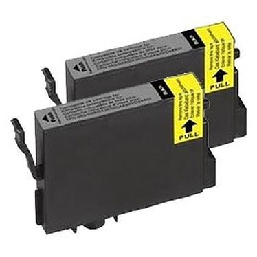 Cartouche compatible n°100XL (Jaune) - Pack de 2 Cartouche compatible n°100XL (Jaune) - Pack de 2