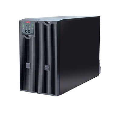 APC Smart-UPS RT 8000VA 230V APC Smart-UPS RT 8000VA 230V - Onduleur On-Line - Rack 6U