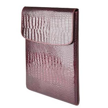 Muvit Hautes Coutures Dark Red Muvit Hautes Coutures - Etui de luxe pour iPad (coloris bordeaux)