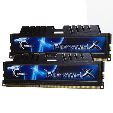 G.Skill XH Series RipJaws X Series 4 Go (kit 2x 2 Go) DDR3 1333 MHz