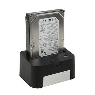 Station d'accueil pour disque dur 2.5'' et 3.5'' sur port USB 3.0