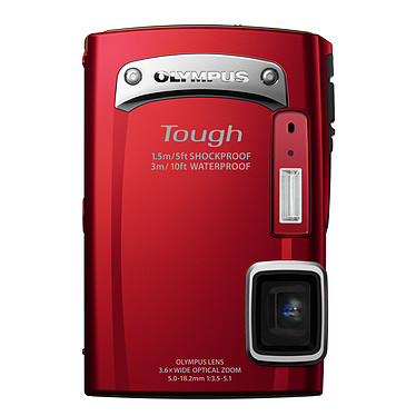 Olympus TG-310 Rouge pas cher
