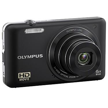 Olympus VG-120 Noir Olympus VG-120 Noir - Appareil photo 14 MP - Zoom 5x - Vidéo HD (garantie constructeur 2 ans)