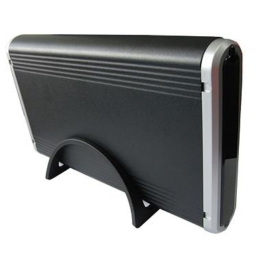 """Boîtier externe pour disque dur 3""""1/2 Soft Skin Boîtier externe pour disque dur 3""""1/2 SATA/IDE sur port USB 3.0"""