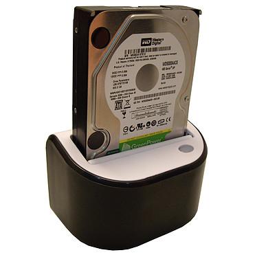 """Station d'accueil pour disque dur USB 3.0 Station d'accueil pour disque dur 2.5"""" et 3.5"""" sur port USB 3.0"""