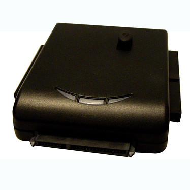 """Connecteur IDE/Serial ATA 3""""1/2 sur port USB 3.0"""