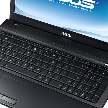 "ASUS P52F-SO113X Intel Core i3-350M 3 Go 320 Go 15.6"" LED Graveur DVD Wi-Fi N Webcam Windows 7 Professionnel 64 bits (garantie constructeur 1 an)"