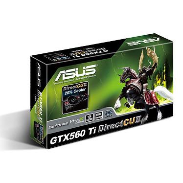 ASUS GTX560 Ti DirectCUII 1024 MB