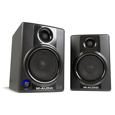 M-Audio Studiophile AV 40 Enceintes de monitoring actives 2.0