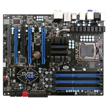 Acheter Sapphire PURE Black X58 (PB-CI7S41X58) - ATX