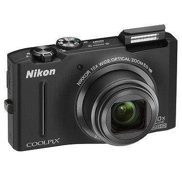 Acheter Nikon Coolpix S8100 Noir