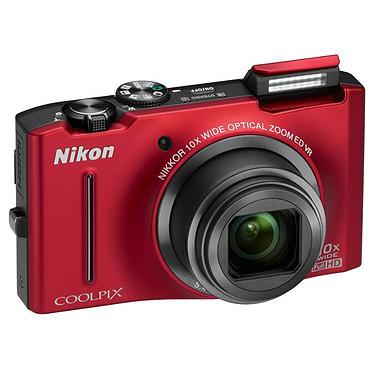 Avis Nikon Coolpix S8100 Rouge