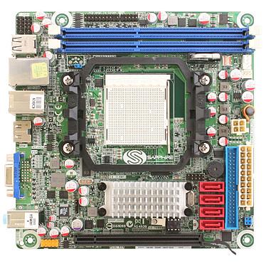 Sapphire PURE Mini 785G AM3 (IPC-AM3DD785G) Carte mère Mini ITX Socket AM3 AMD 785G