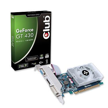 Club 3D GeForce GT 430 1024 MB