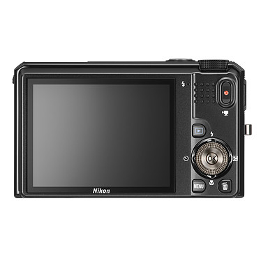 Avis Nikon Coolpix S9100 Noir