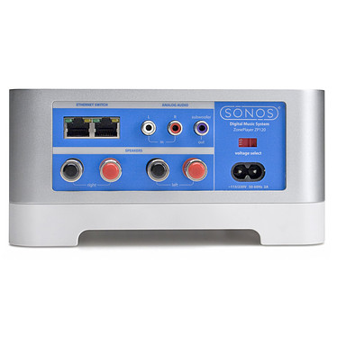 Acheter Sonos CONNECT AMP + CONNECT + PLAY 5 NOIR