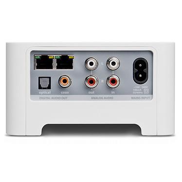 Avis Sonos CONNECT AMP + CONNECT + PLAY 5 NOIR