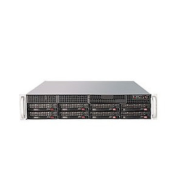 SuperMicro SuperChassis 825TQ-R720LPB