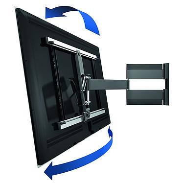 """Vogel's THIN 345 Support inclinable et orientable ultra-plat pour écran LED 40 à 65"""""""